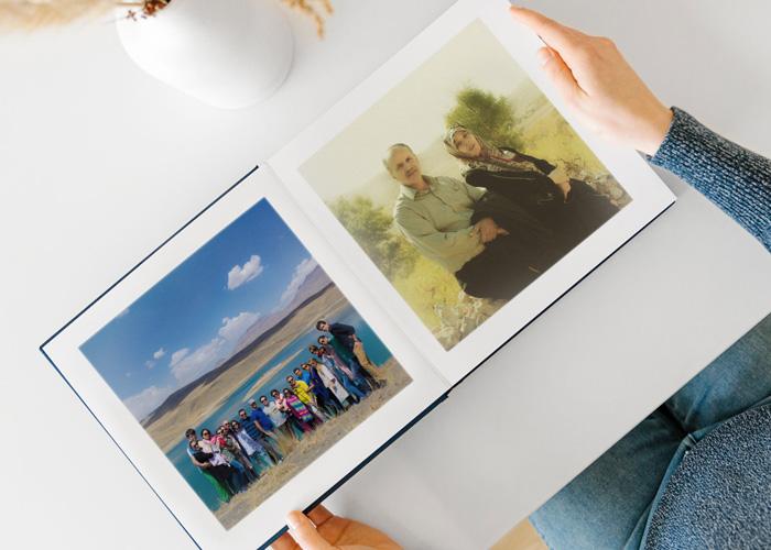 چاپ کتاب عکس خانوادگی