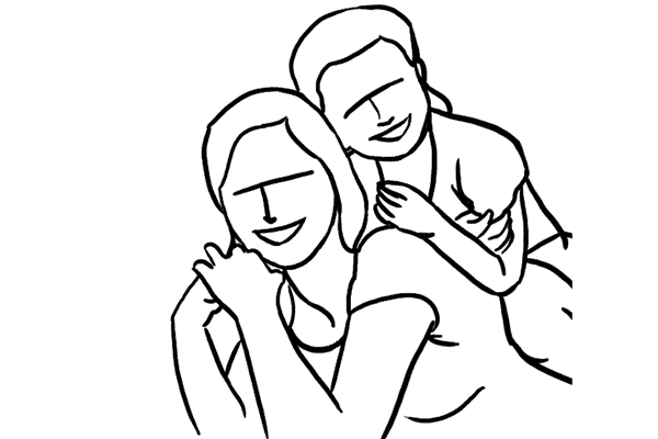 ژست عکاسی با فرزند